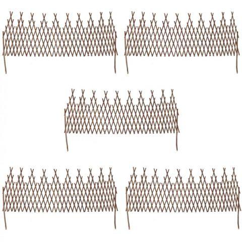 Върбови огради хармоника