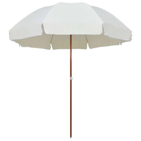 Чадър със стоманен прът