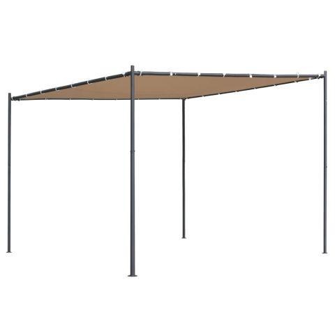 Шатра със скосен покрив