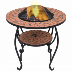 Мозаечна маса с огнище Herbert