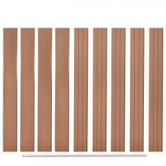 Резервни дъски за ограда Cain