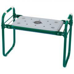 Draper Tools Сгъваема градинска подложка за колена желязо зелена 64970