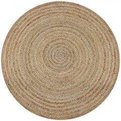 Плетен килим от юта