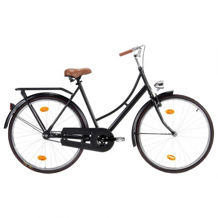 Холандски велосипед 28 инча колело 57 см рамка дамски