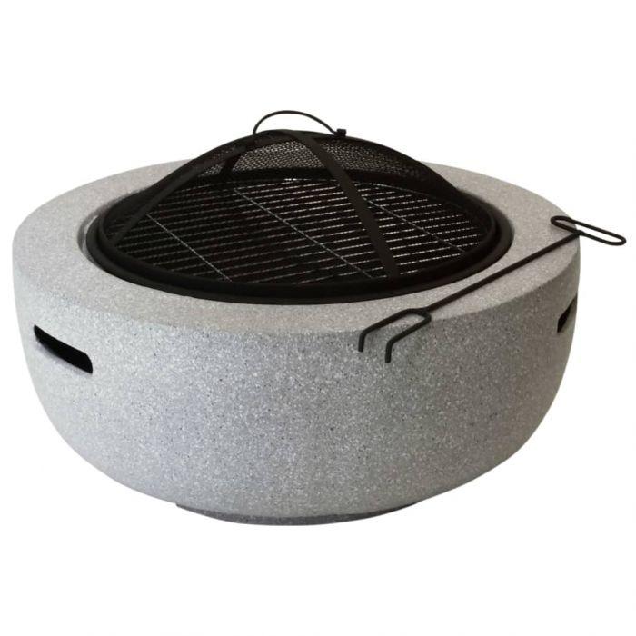 Esschert Design Купа за палене на огън MGO S