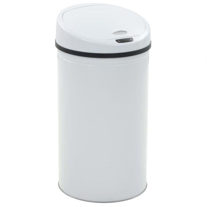 Кош за отпадъци със сензор