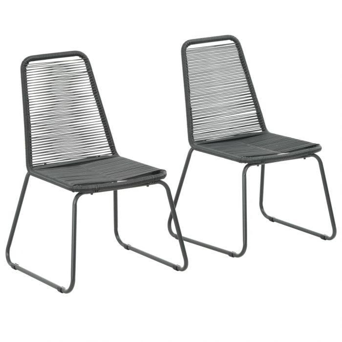 Външни столове