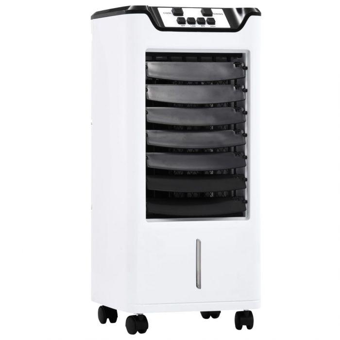 3-в-1 Мобилен въздушен охладител/пречиствател/овлажнител