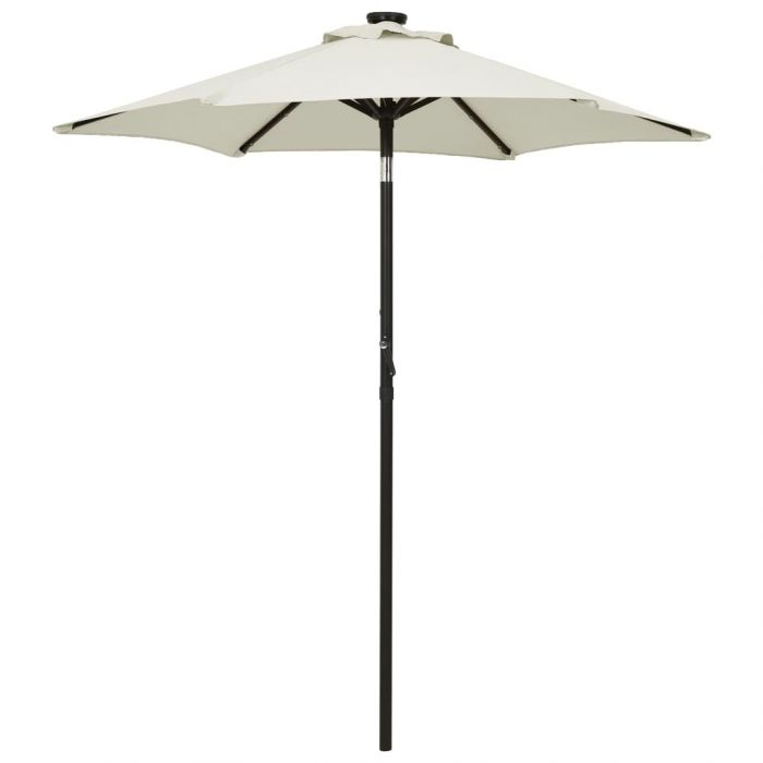 Чадър с LED осветление