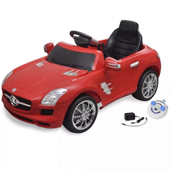 Електрическа кола Mercedes SLS AMG