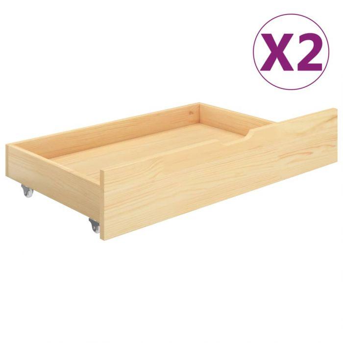 Чекмеджета за легло