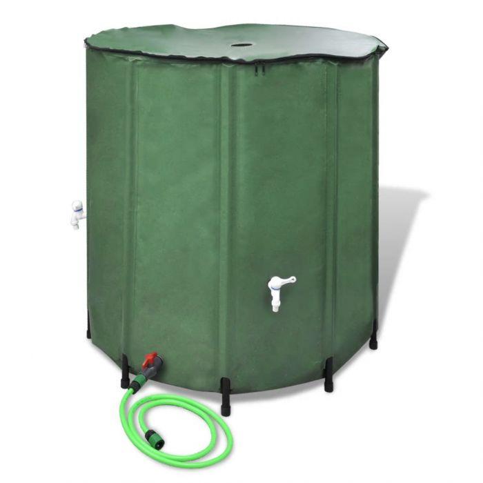 Сгъваем резервоар за дъждовна вода