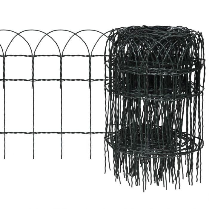 Ограда за тревни площи