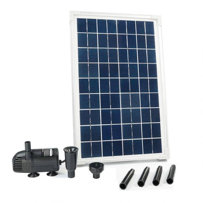 Ubbink SolarMax 600 Комплект соларен панел и помпа