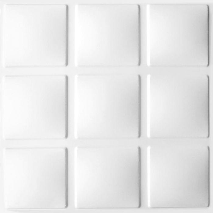 WallArt 24 бр 3D стенни панела GA-WA07 Cubes