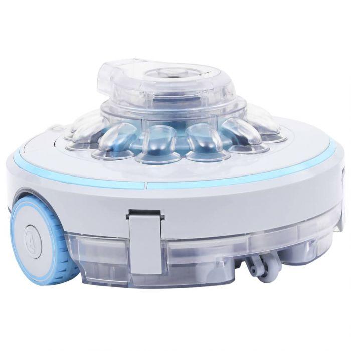 Безжичен робот за почистване на басейни, 27 W