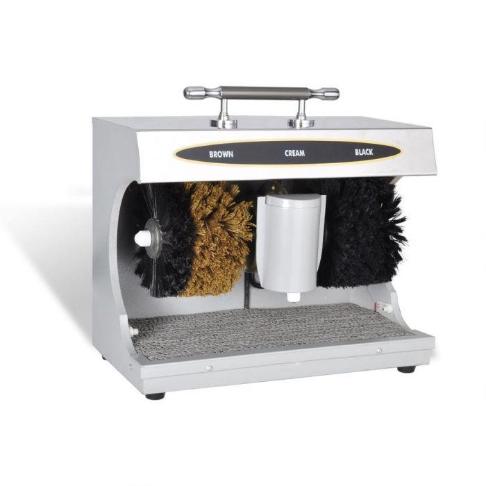 Машина за полиране на обувки, автоматична