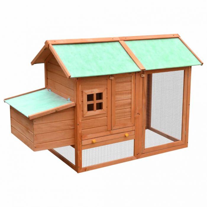 Къща за пилета