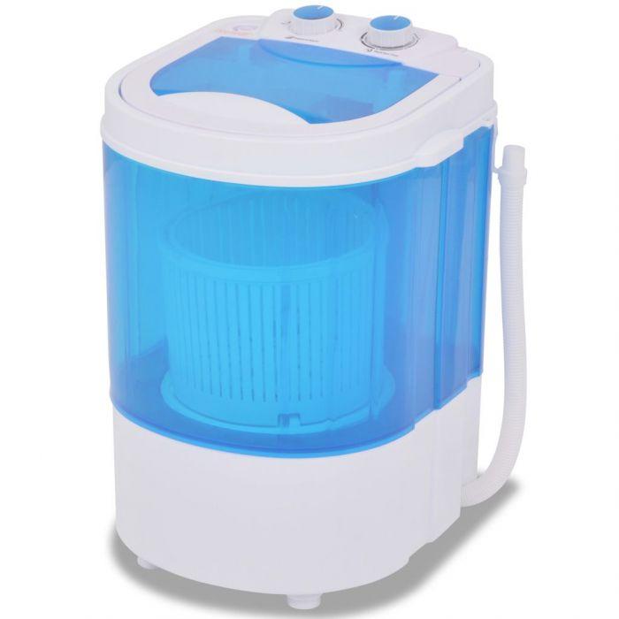 Мини перална машина с единичен казан 2