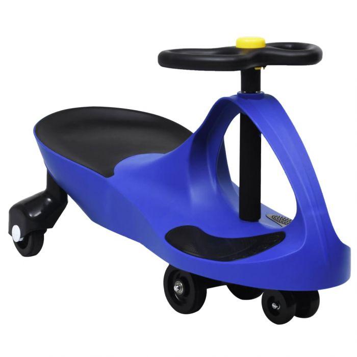 Въртяща се кола с клаксон тип играчка за яздене