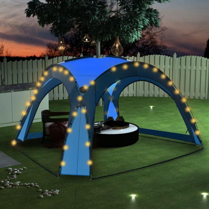 Парти шатра с LED и 4 стени