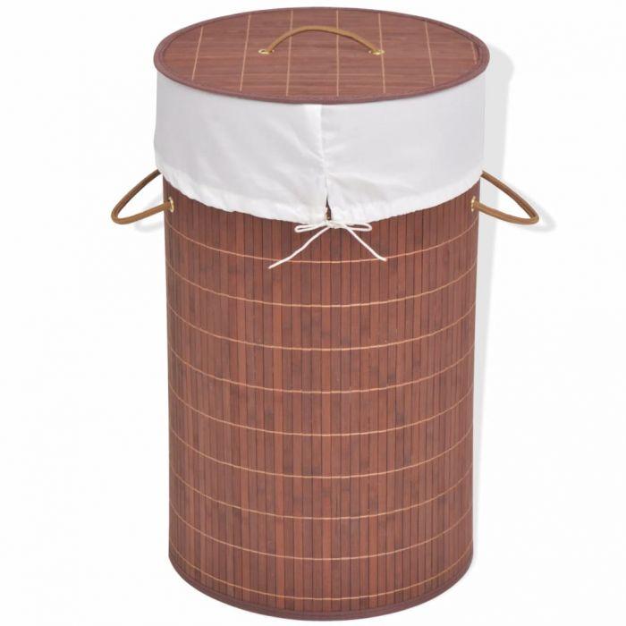 Бамбуков кош за пране Nicholson