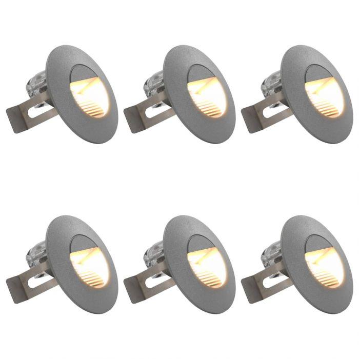 Фасадни LED аплици Hettie