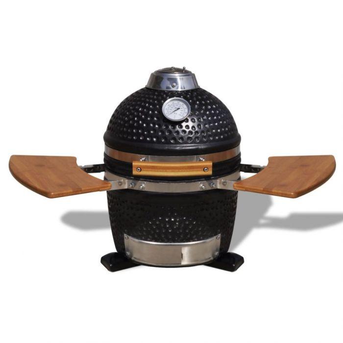 Камадо опушващо керамично барбекю, 44 см.