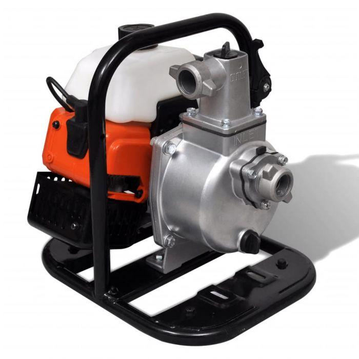 Бензинова водна помпа 2-тактова 1,2 kW 0,95 л