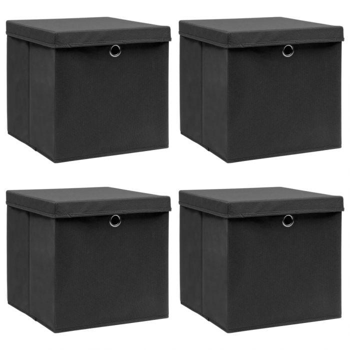 Кутии за съхранение с капаци
