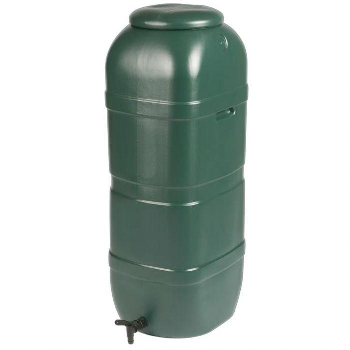 Nature Резервоар за дъждовна вода, 100 л, зелен