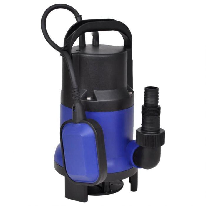 Електрическа потопяема градинска помпа за отпадъчни води, 400 W
