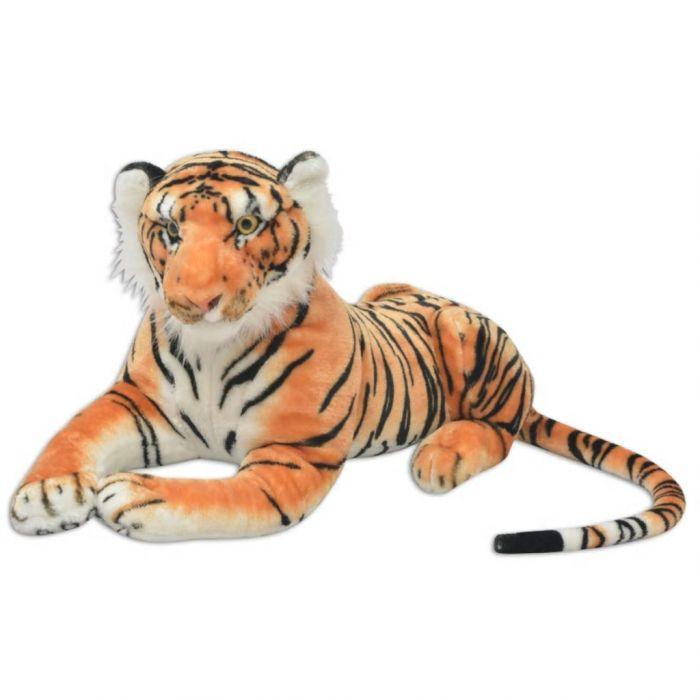 Плюшена детска играчка-тигър