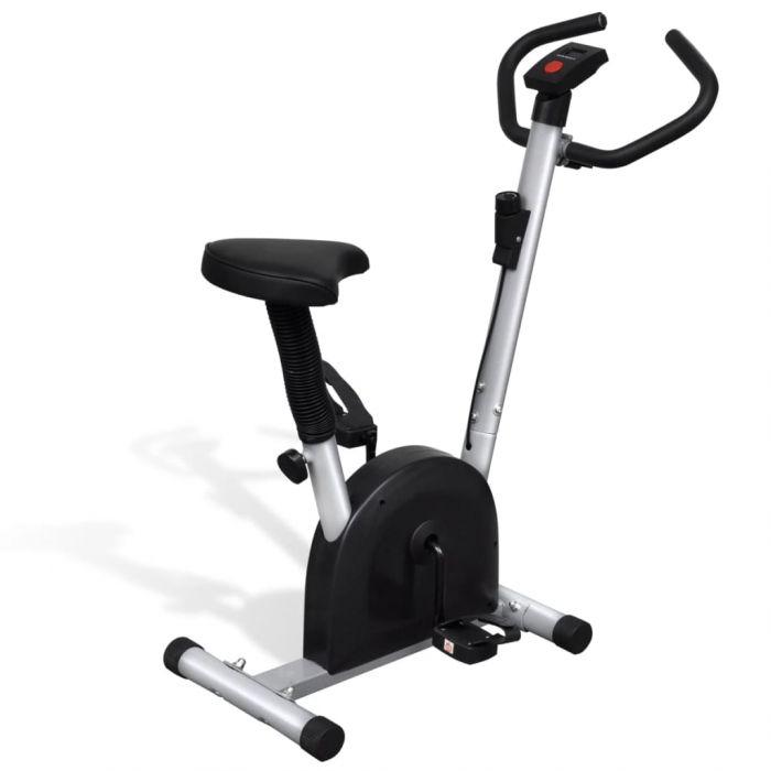 Фитнес велоергометър със седалка
