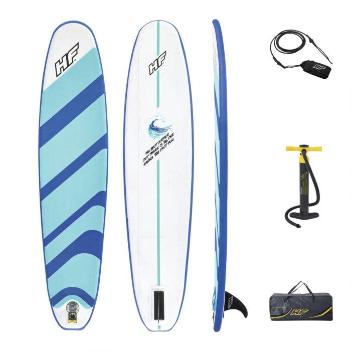 Bestway Hydro-Force Надуваема дъска за сърф 243x57x7 см