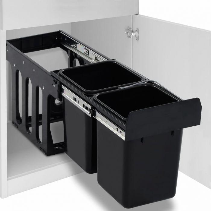 Кош за вграждане за кухненски шкаф