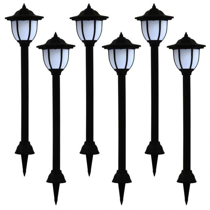 Градински соларни лампи Anthony