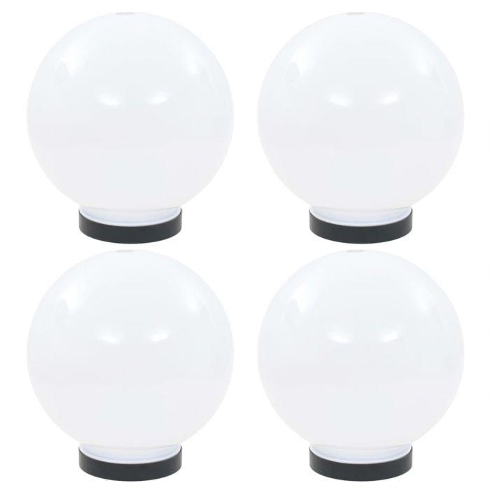 Градински сфери за LED лампи Lauren