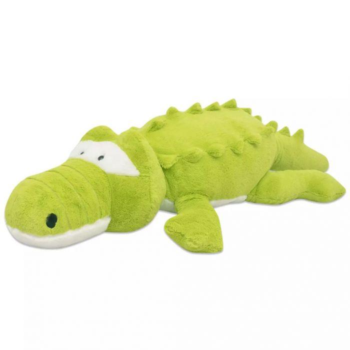 Плюшена играчка крокодил