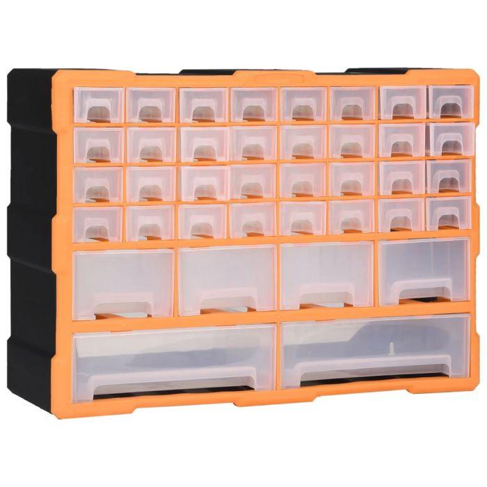 Шкаф органайзер с 40 чекмеджета