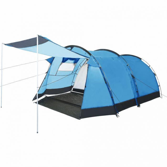 Тунелна палатка за къмпинг