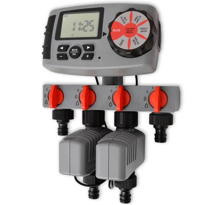 42352  Автоматичен напоител с 4 станции 3 V