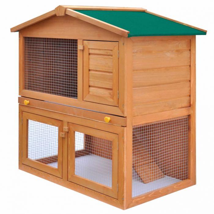 Външна клетка за зайци/други малки животни Ayla