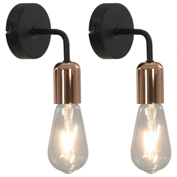 Стенни лампи с крушки филамент