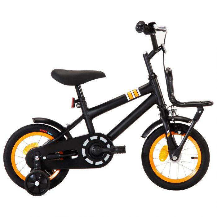 Детски велосипед с преден багажник