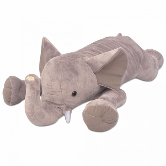 Плюшена играчка слон