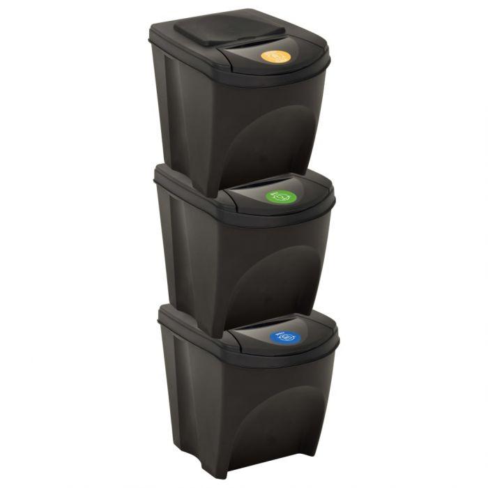 Стифиращи контейнери за смет