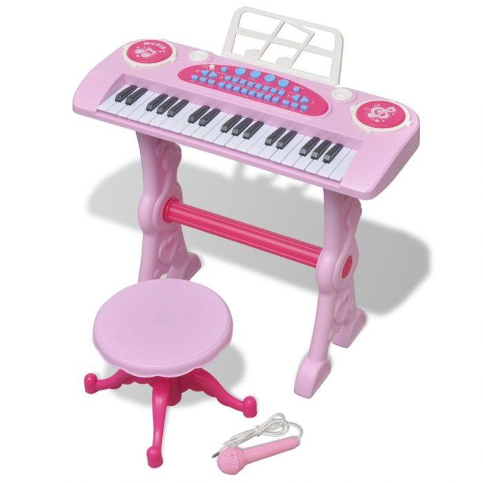 Детско пиано с 37 клавиша