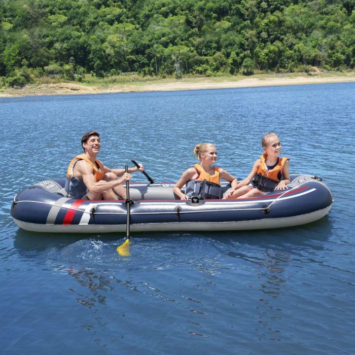 Bestway Hydro-Force Надуваема рафтинг лодка 307x126 см