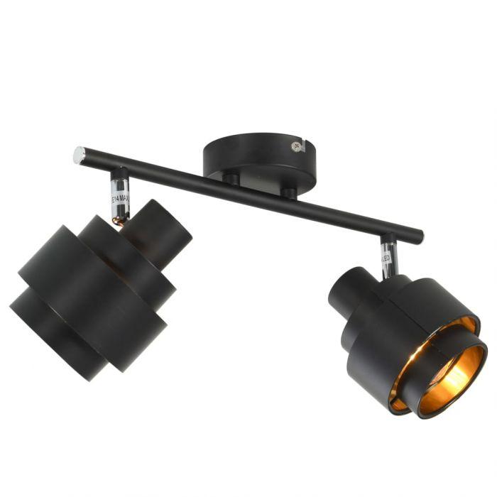 2-посочна спот лампа